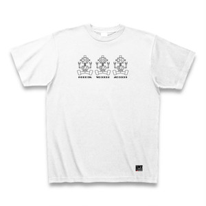 THREE ROBOCK Tシャツ