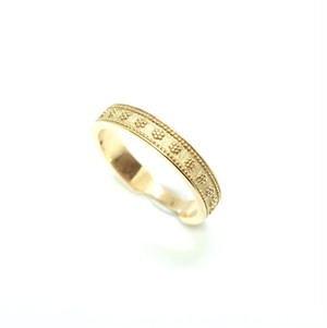 Granulation MG thic ring