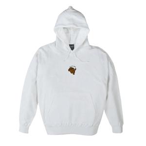 Muuck Sweat-shirt Hoodie White