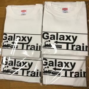 galaxy train LOGO T-shirt