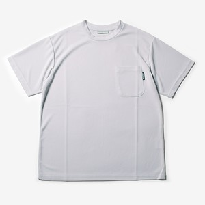 MMA Solid Pocket Tee (Gray)