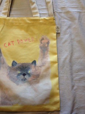 A4 tote bag('andsome)