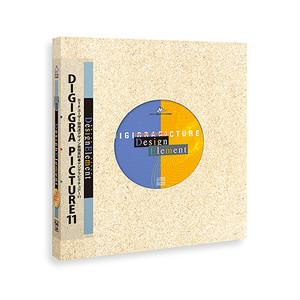 デザイン素材集 DTPデザインの実用とっておきタイトル「デザインエレメント」