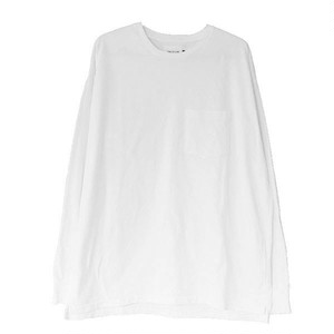SOLID COLOR LOOSE L/S TEE (CAL O LINE)