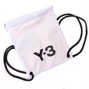 Y-3 ワイスリー MINI GYM BAG ホワイト[全国送料無料] r015913