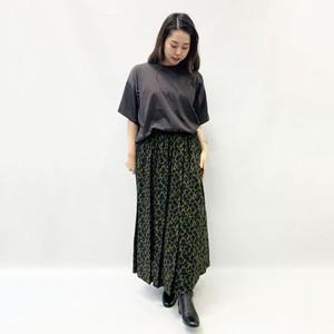 SACRA(サクラ) LEOPARD SKIRT 2020秋物新作 [送料無料]