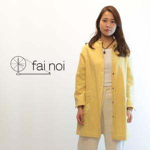fainoi ファイノイ チュニックブラウス(01-XA9-YE)