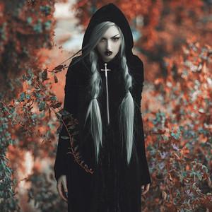 3567ハロウィン レディース 仮装 コスプレ衣装 Halloween マント コスチューム パンク ゴシック 黒
