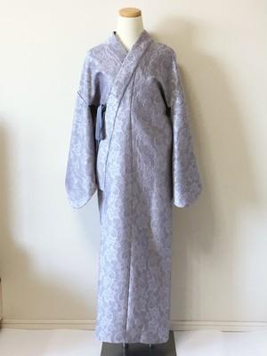 【完売】 2分で着れるかんたん浴衣単品(ブルーグレー)