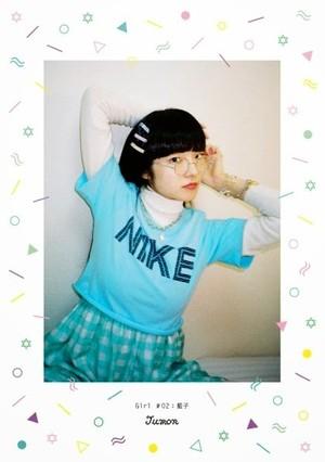 JUMON ZINE #02 藍子