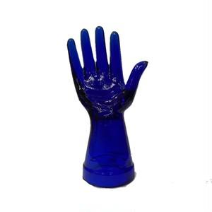 青いガラスの手(SA280)