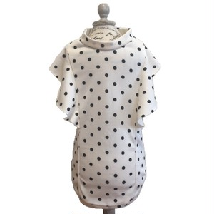 "★SALE★BLANKet  Ruffle ""DOT"" Sleeve"