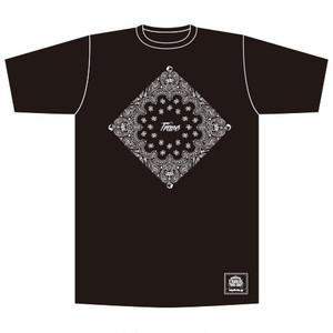 T-shirt   paisley(BK)
