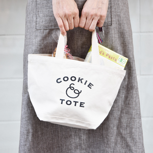 COOKIE&TOTE キャンバストートバッグ