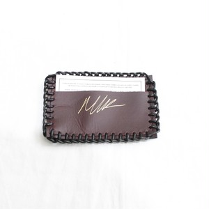 """""""MWR collection"""" BUSINESS CARD CASE"""