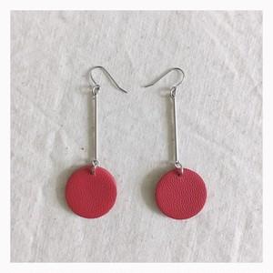 ---● pierce / red