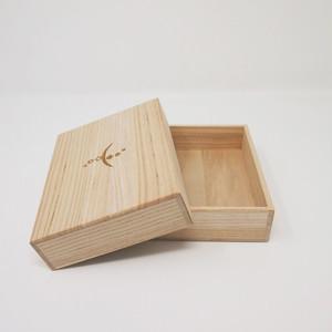 (受注生産品)桐箱 日本製 国産 桐材 Wサイズ
