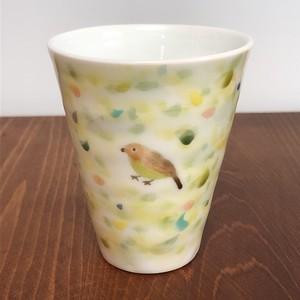 小鳥のカップ