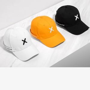 [売れ筋]Xデザインキャップ 3カラー