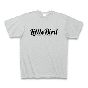 グレー LittleBirdNation.comオフィシャル・Tシャツ