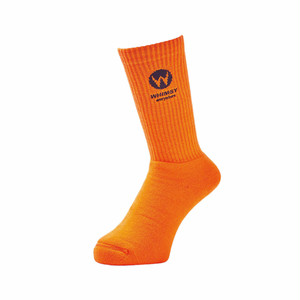 WHIMSY - EVERYWHERE SOCKS (Orange)