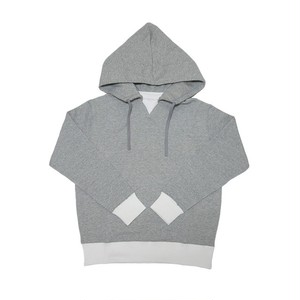 CND ATTACHED HOODIE SWEAT PLANE
