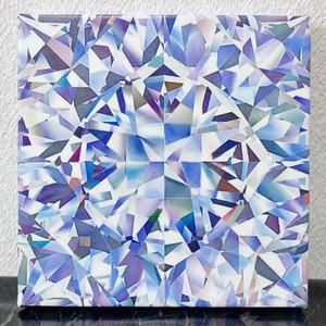 【ファブリックパネル】ダイヤモンド ~ブリリアント~