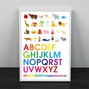 ABCポスター