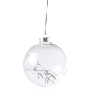 rader  Bauble Wintergarden branches small silver