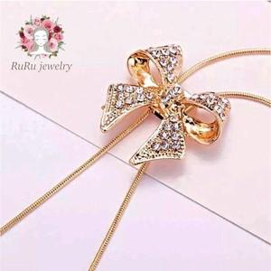 Angel ribbon(necklace)