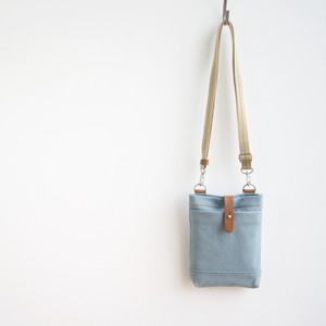 CANVAS CHALK BAG / ICE GRAY