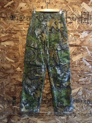 real tree camo cargo pants