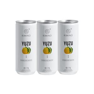 【SET】KIMINO YUZU Sparkling Water ×30