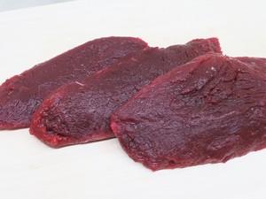 鹿肉 モモ(シンタマ・分割済) 401~450g