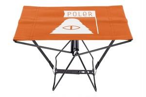 Poler Camping Stuff ポーラー スタッフ CYCLOPS FOLDING (折り畳み椅子オレンジ )