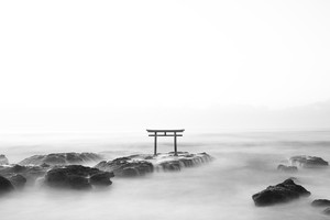 「Torii 7」A3プリント
