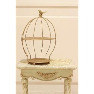 小鳥のアクセサリーアイアンシェルフ【トリ】:浜松雑貨屋 C0pernicus