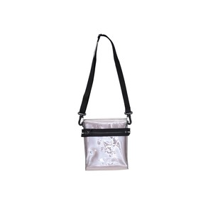 LORINZA PVC MIni Bag Black