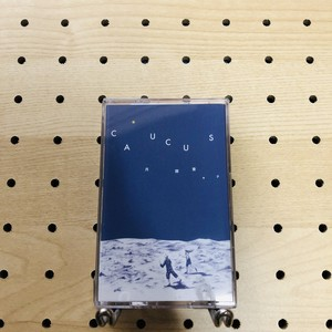 CAUCUS / Exploration of the Moon e.p. (cassette)