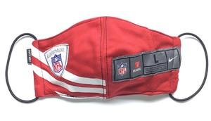 【デザイナーズマスク 吸水速乾COOLMAX使用 日本製】 NFL NIKE  SPORTS MIX MASK CTMR 1125004