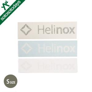 ヘリノックス Helinox ロゴステッカー S