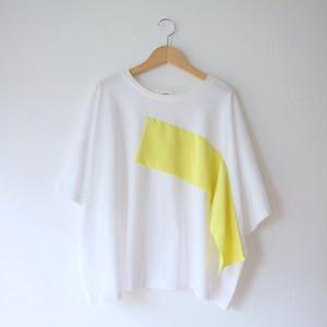 FLOW Tシャツ・イエロー