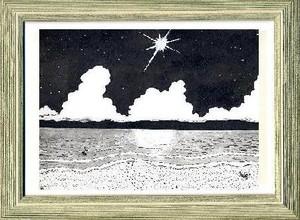 海の打ち上げ花火はSeasideappiness