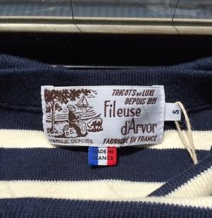 FILEUSE D'ARVOR BREST(バスクシャツ)