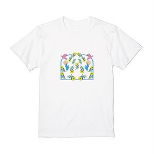 チャリティTシャツ うろみ&日食なつこ