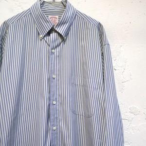 90's Brooks Brothers B/D stripe shirts