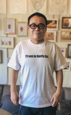 ナオリタTシャツ