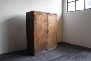 大正時代の収納戸棚 食器棚 本棚 下駄箱 シェルフ アンティーク