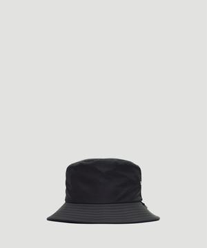 Allege Nylon Bucket Hat Black AL19W-AC01