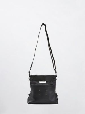 MAISON MARGIELA Shoulder Bag Black , Grey S55UI0174